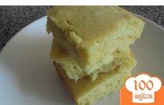 Фото рецепта: «Кукурузный хлеб»