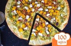 Фото рецепта: «Пицца с тыквой»