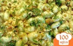 Фото рецепта: «Макароны по-флотски с фаршем из куриного филе»