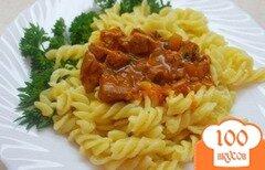 Фото рецепта: «Мясная подлива-соус для вторых блюд»