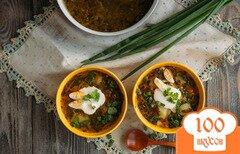 Фото рецепта: «Суп из щавеля без мяса»