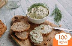 Фото рецепта: «Паста для бутербродов из брынзы»