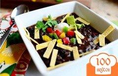 Фото рецепта: «Суп из красной фасоли»
