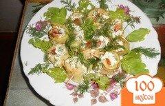 Фото рецепта: «Кабачковые роллы»