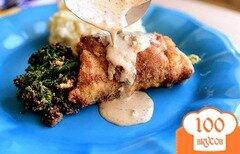 Фото рецепта: «Курица с брокколи»