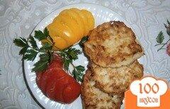 Фото рецепта: «Оладьи из кабачков»
