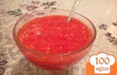 Фото рецепта: «Аджика сырая»