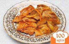 Фото рецепта: «Индейка с яблоками»