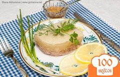 Фото рецепта: «Простой куриный холодец с желатином»