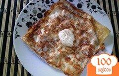 Фото рецепта: «Плацинда из лаваша»