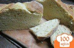 Фото рецепта: «Ирландский содовый хлеб»