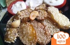 Фото рецепта: «Картошечка с сезамом»