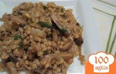 Фото рецепта: «Перловка с грибами»