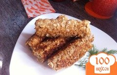 Фото рецепта: «Горячие сырные трубочки на завтрак»