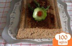Фото рецепта: «Печеночный паштет»
