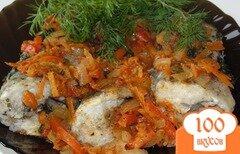 Фото рецепта: «Нототения в кисло-сладком маринаде»