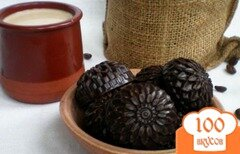 Фото рецепта: «Домашние шоколадные конфеты с пряностями»