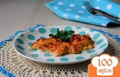 Фото рецепта: «Рыба по-гречески»