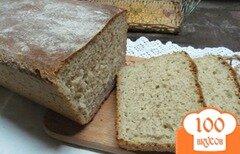 Фото рецепта: «Хлеб с полезными добавками»