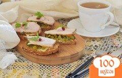 Фото рецепта: «Бутерброд с бужениной»