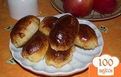 Фото рецепта: «Домашнее тесто для пирожков в духовке»