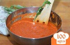 Фото рецепта: «Простой томатный соус»