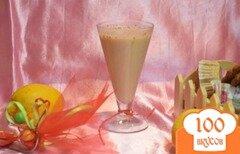 Фото рецепта: «Кефирный коктейль для похудения»