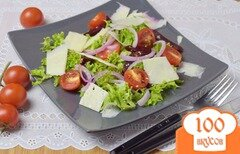 Фото рецепта: «Салат овощной по- критски»
