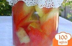 Фото рецепта: «Консервированные арбузы»