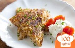 Фото рецепта: «Картофельный драник»