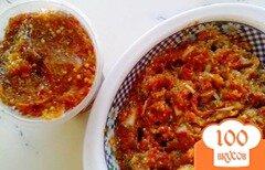 Фото рецепта: «Замороженная заготовка для икры из баклажан»