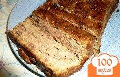 Фото рецепта: «Запеканка из печени и картофеля»