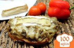 Фото рецепта: «Баклажаны с сыром Камамбер»