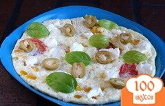 Фото рецепта: «Омлет в греческом стиле»
