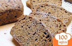 """Фото рецепта: «Хлеб с сухим квасом, псевдо """"Старорусский"""". Простой, но невероятно вкусный.»"""