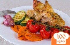 Фото рецепта: «Курица по-французски»