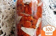 Фото рецепта: «Вяленые помидоры черри»