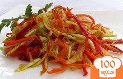 Фото рецепта: «Овощной гарнир»
