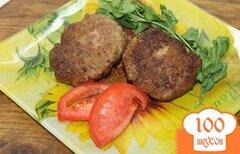Фото рецепта: «Свиные котлеты с сыром в панировке»