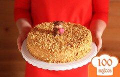 """Фото рецепта: «Торт """"Медовик""""»"""
