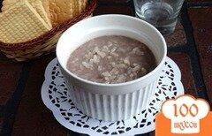 Фото рецепта: «Шоколадная рисовая каша на завтрак»