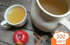 Фото рецепта: «Яблочный теплый напиток»