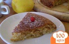 Фото рецепта: «Манник с лимоном»