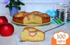 Фото рецепта: «Пирог на растительном масле»