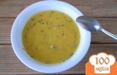 Фото рецепта: «Тыквенный суп-пюре с укропом»