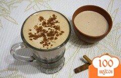 Фото рецепта: «Кофе со сливками и шоколадом»