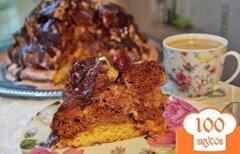 Фото рецепта: «торт Кучерявый пинчер»