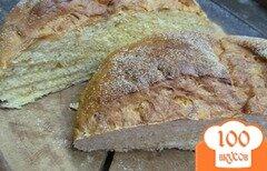 Фото рецепта: «Хлеб с морковью и итальянскими травами»