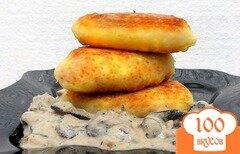 Фото рецепта: «Картофельные котлеты»