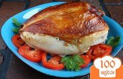 Фото рецепта: «Куриная грудка в молочно-соевом соусе»